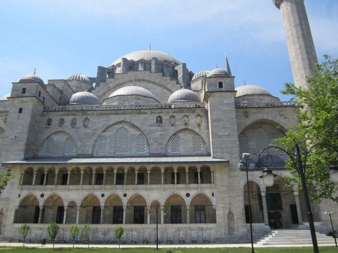 Suleymaniye Camii, Istanbul Turquie