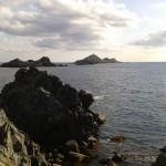 Road trip en Corse - pointe de Parata, îles sanguinaires - blog voyage trace ta route