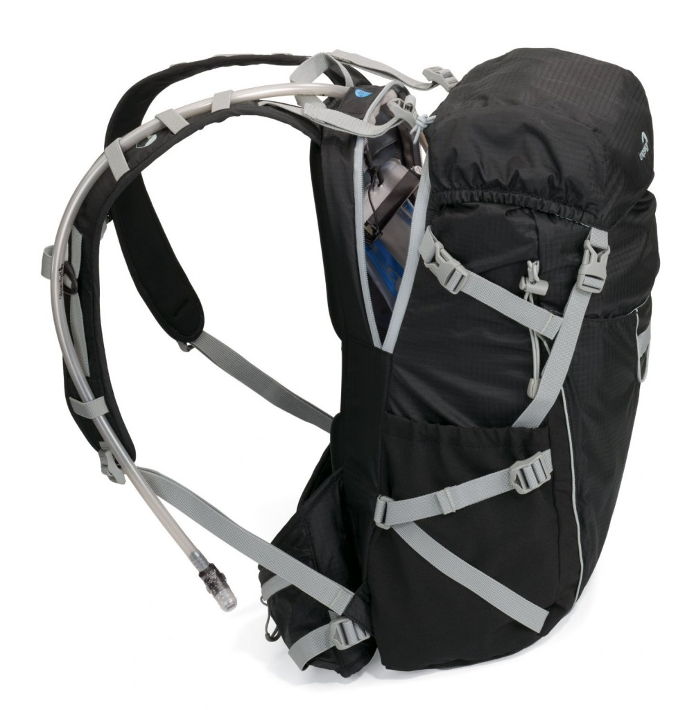 Sac LowePro Sport Photo 200 aw (poche dorsale)