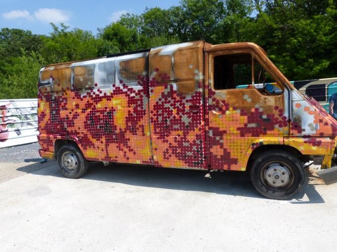 Camion de Kan - Blog Voyage Trace Ta Route