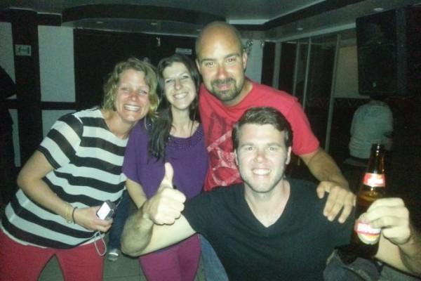 Ryan, Anneke et Tristan à Quito Equateur blog voyage trace ta route