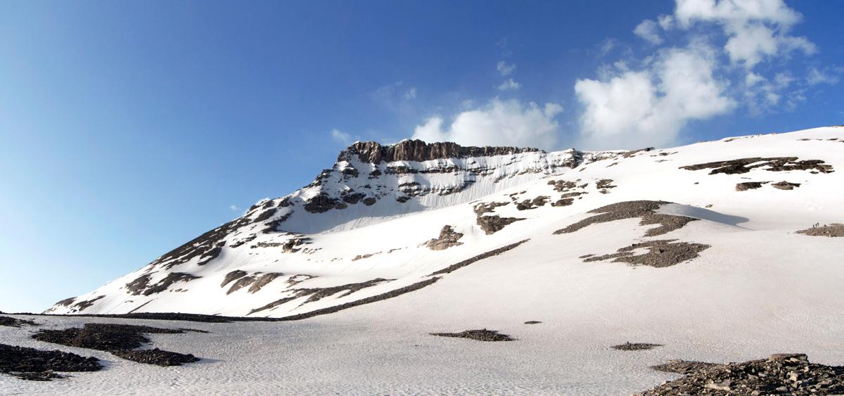 Pointe de la Réchasse (Parc National de la Vanoise)