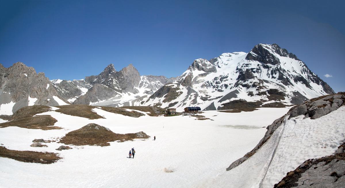Col de la Vanoise et Grande Casse (Parc National de la Vanoise)
