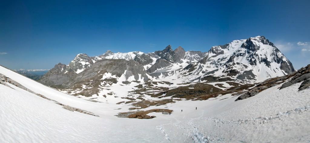 Le Col de la Vanoise et la Grande Casse (Parc National de la Vanoise)