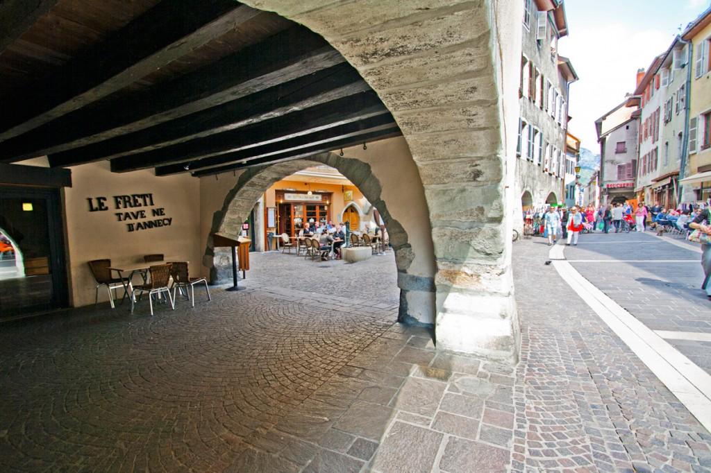 Restaurants Le Fréti et l'Estaminet (Rue Sainte Claire - Veille Ville Annecy)