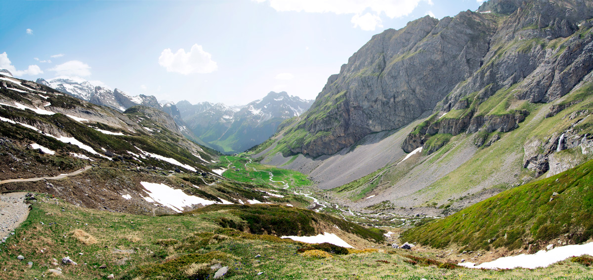 Plateau de la Glière, Parc National de la Vanoise