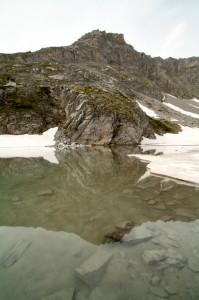 Vanoise : Lac des Vaches