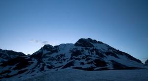 La Grande Casse, à l'aube (Vanoise)