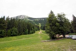 Chamechaude, départ depuis le Col de Porte (Parc Naturel Régional de Chartreuse)