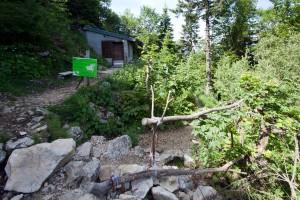 La Cabane de Bachasson (Chamechaude - Chartreuse)