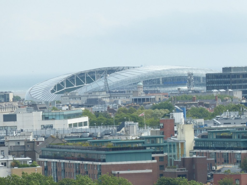Aviva Stadium : temple du rugby - Blog Voyage Trace Ta Route