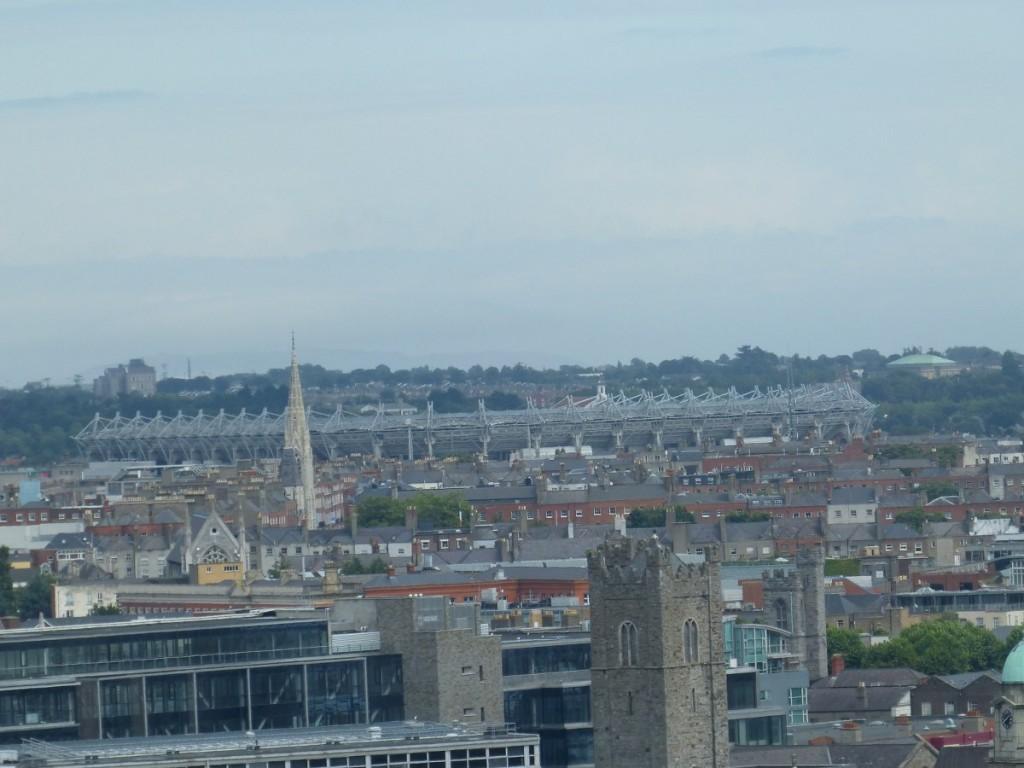 Croke Park, le stade mythique à Dublin - Blog Voyage Trace Ta Route
