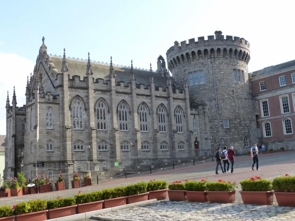 Dublin Castle - Blog Voyage Trace Ta Route