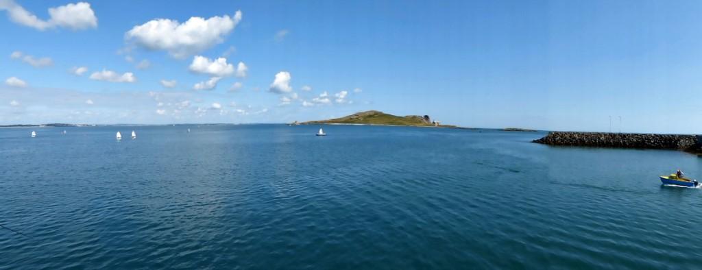 Panorama sur le port de Howth - Blog Voyage Trace Ta Route