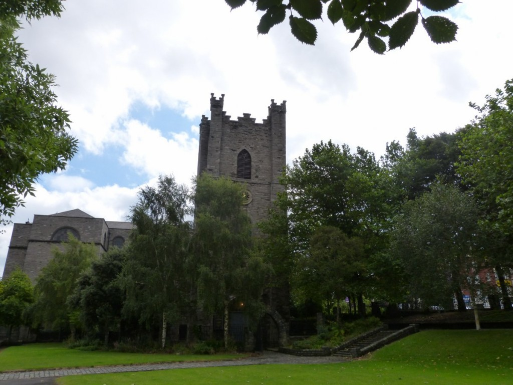 St Audoens Church Dublin - Blog Voyage Trace Ta Route