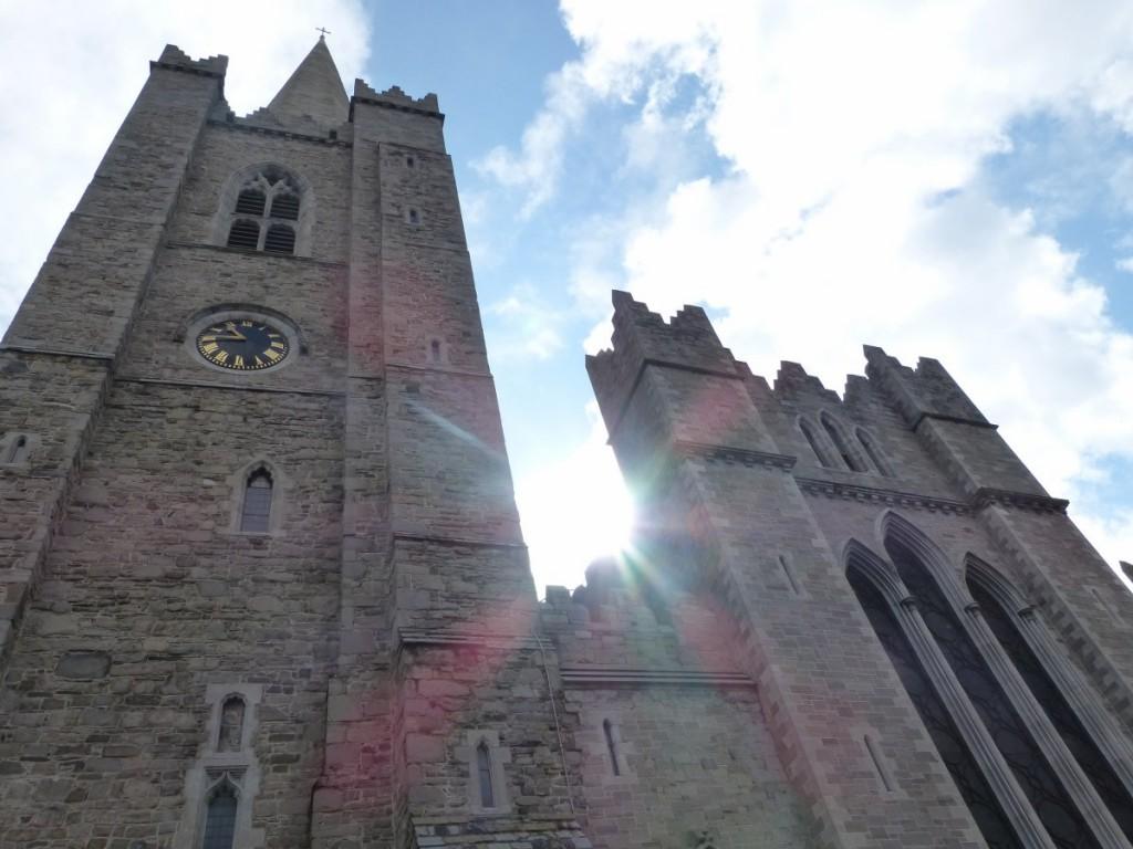 Cathedrale St Patrick Dublin (celui que l'on fête) - Blog Voyage Trace Ta Route