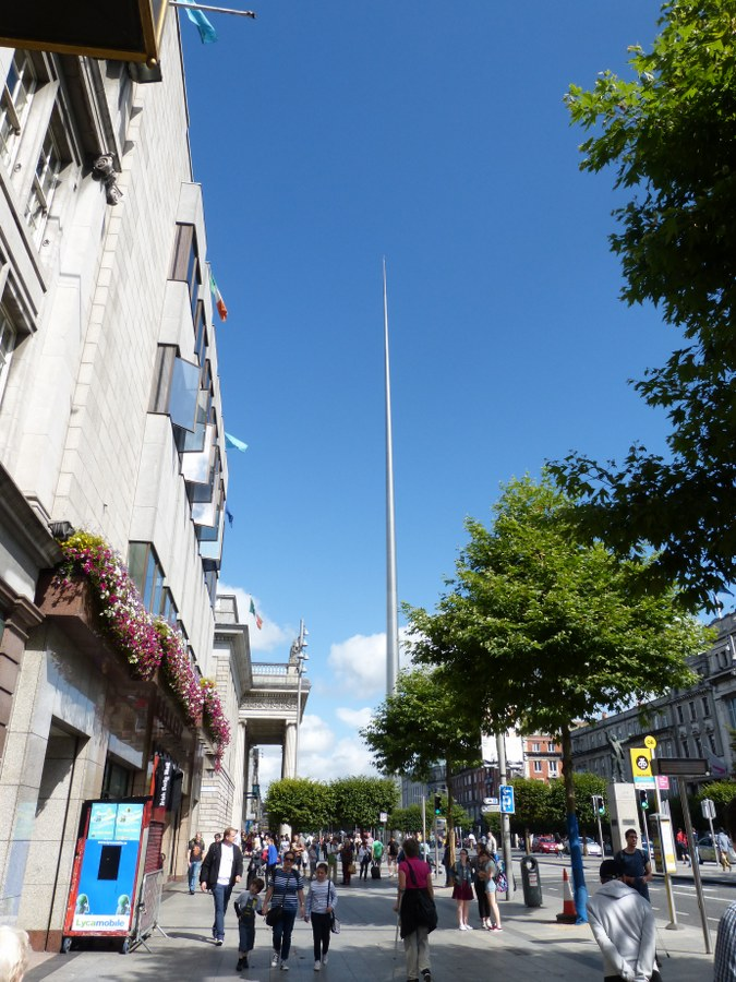 The Spire sur O'Connells - Blog Voyage Trace Ta Route