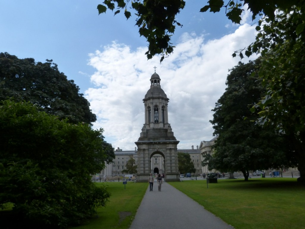 Trinity College - Blog Voyage Trace Ta Route