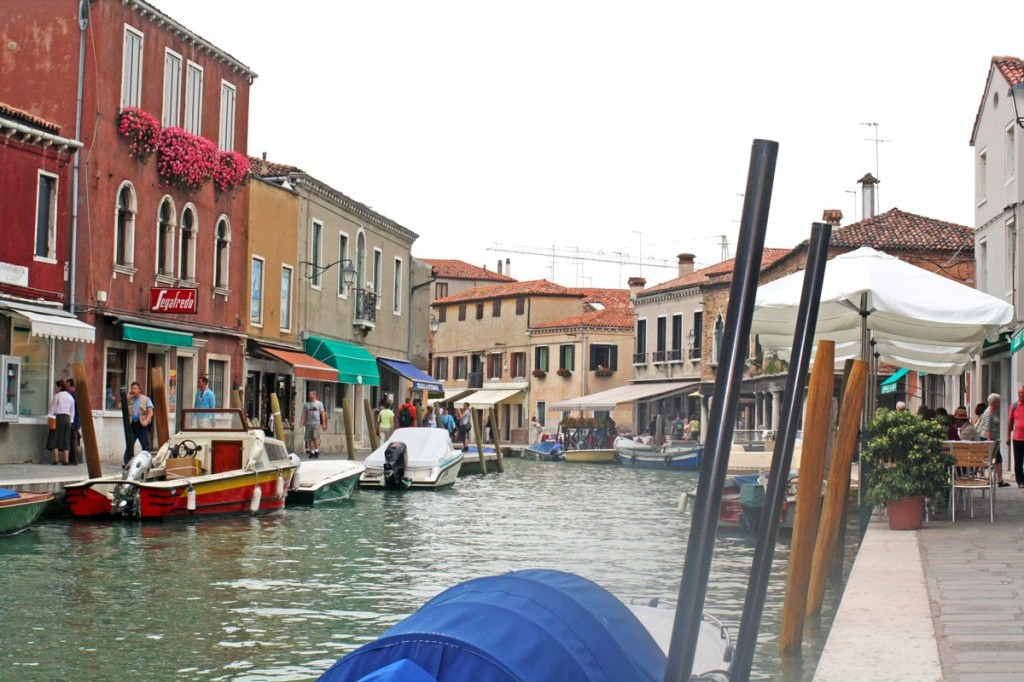 Canal de Murano (Lagune de Venise)