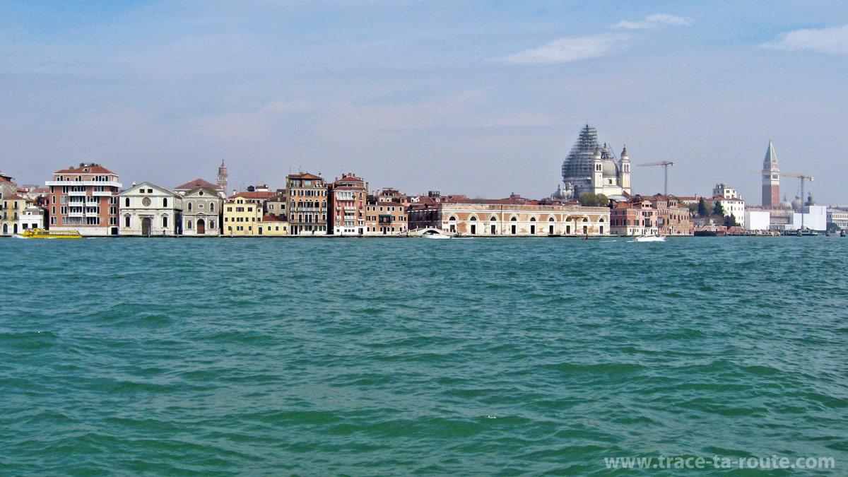 Fondamenta Zattere ai Gesuati et Fondamenta Zattere allo Spirito Santo, Venise