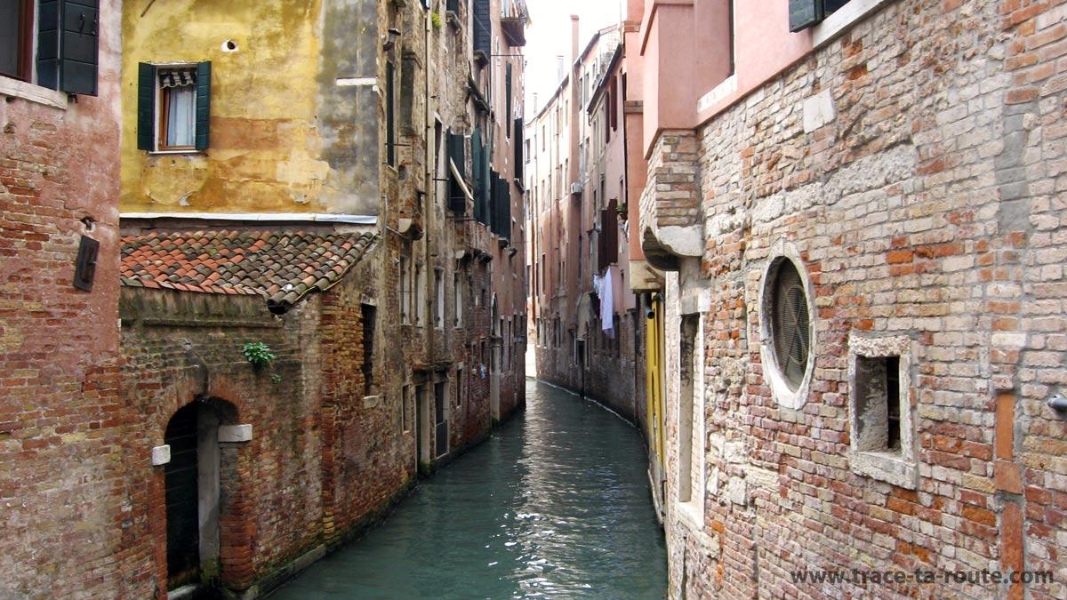 Canal vers la Strada Nuova, Venise