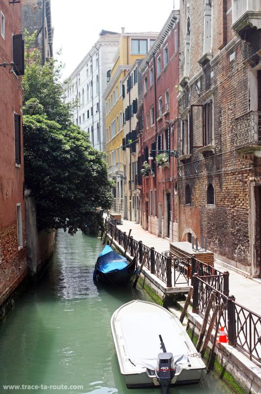 """Canal """"Rio de san Maurizio"""" à Venise"""