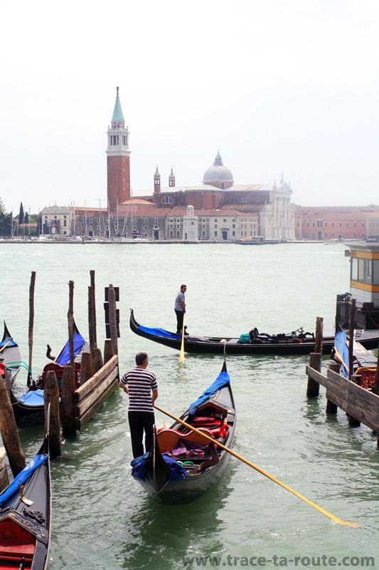 Basilique San Giorgio Maggiore et son campanile, Venise