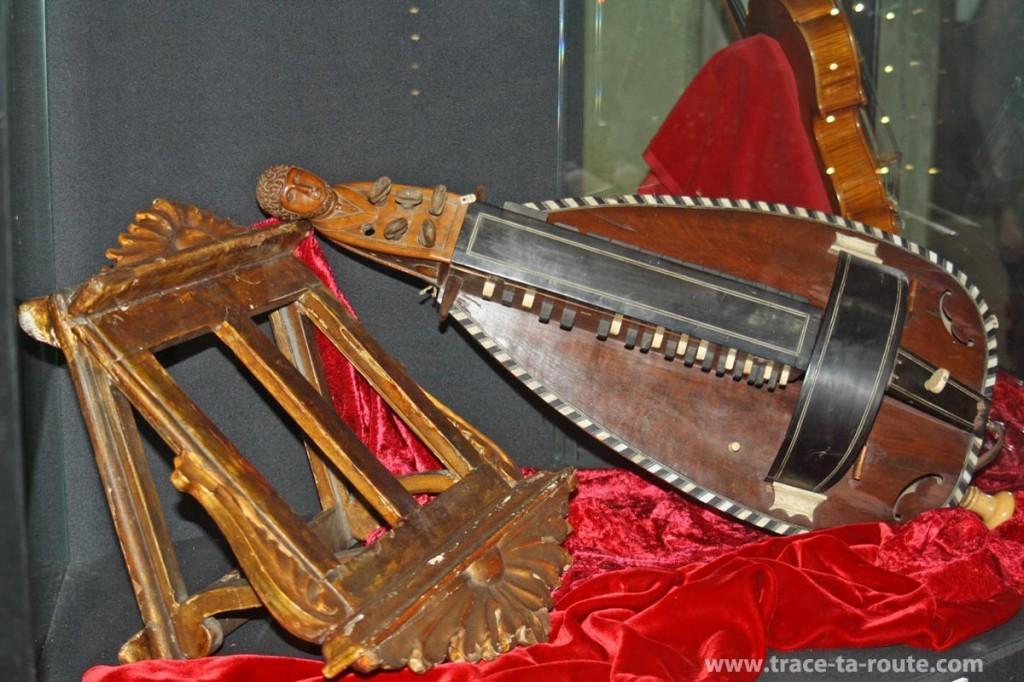 Instrument au Musée de la Musique de Venise