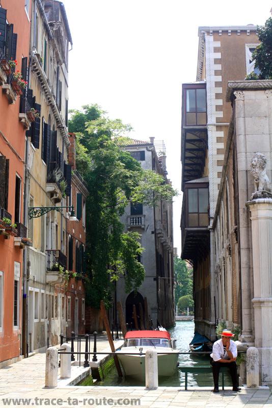 Canal Rio dell'Orso, Venise