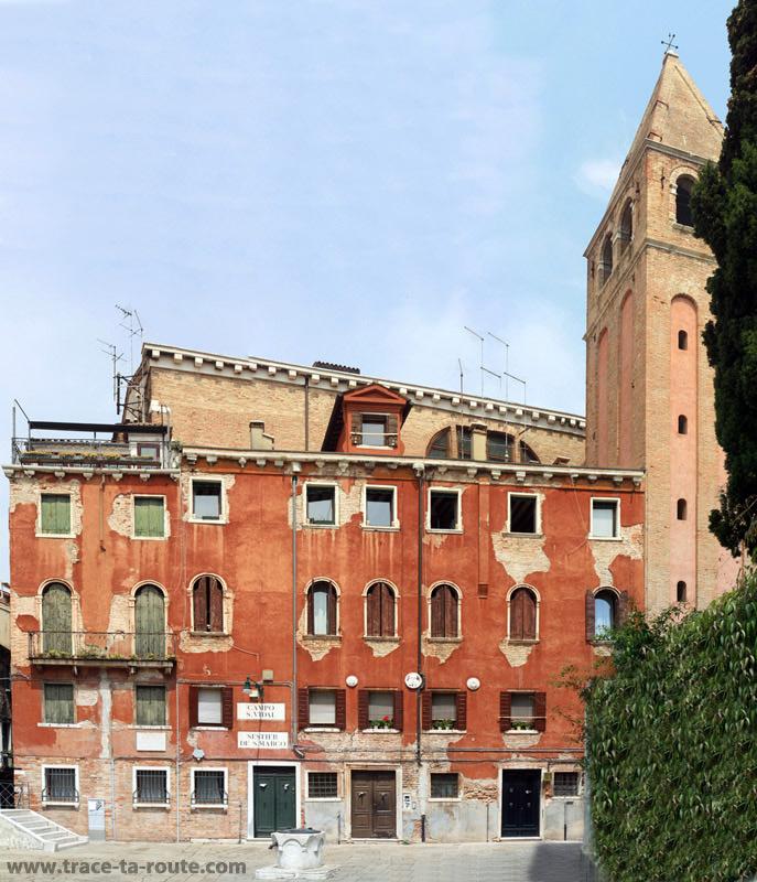 Campiello San Vidal, Venise
