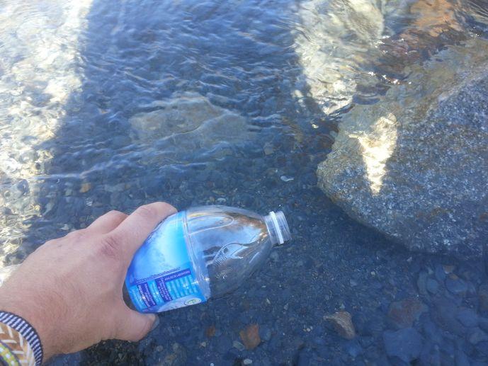 eau pure patagonie fitz roy blog voyage