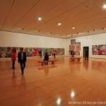 Exposition rétrospective ERRÓ au MAC Lyon (salle 24)
