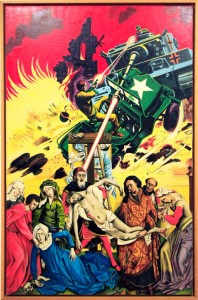 """""""Stalingrad"""" (1964) série """"Retour d'USA"""" ERRÓ"""