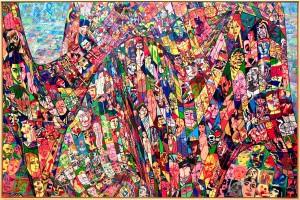 """""""Detailscape"""" (1985) ERRÓ"""