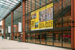 Exposition rétrospective ERRÓ au MAC LYON