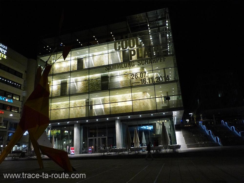 Musée d'Art Contemporain de Stuttgart - Allemagne Deutschland Germany