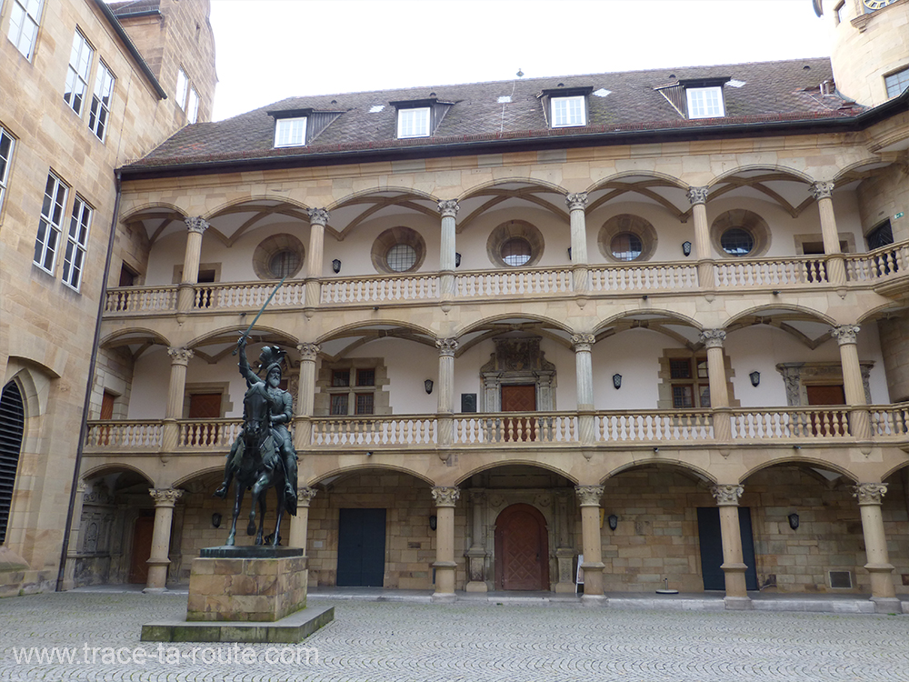 Musee Régional de Stuttgart - Allemagne Deutschland Germany