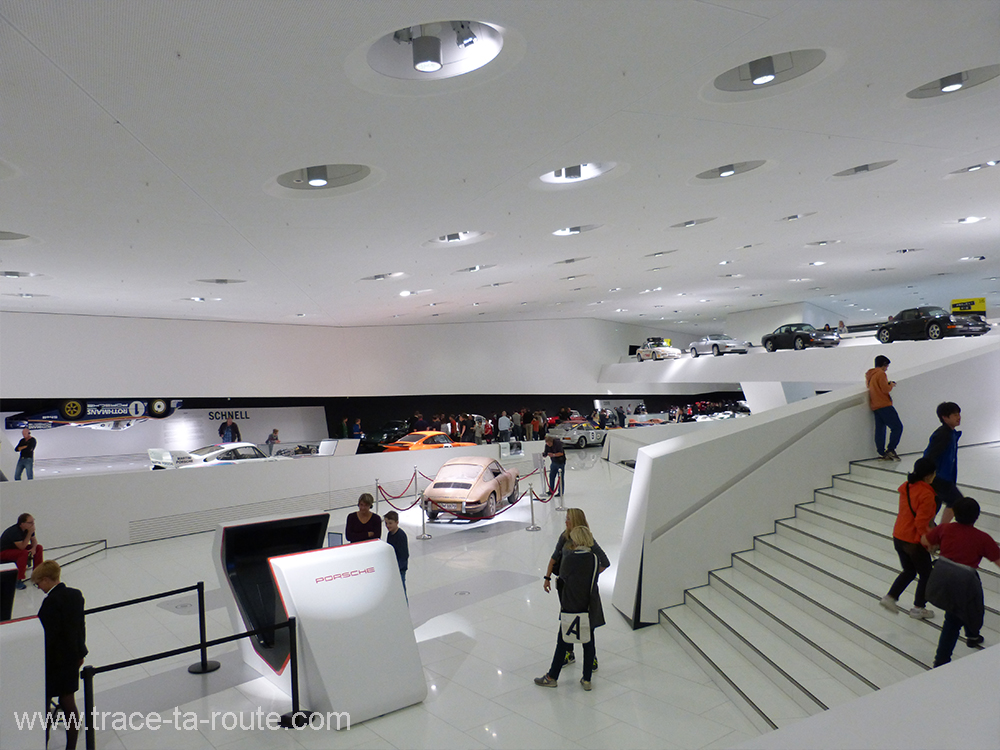 Porsche Museum Collection Stuttgart - Allemagne Deutschland Germany