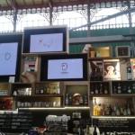 bar à l'étage du marché de florence blog voyage