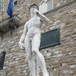 David de Michel Ange à Florence blog voyage