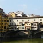 Ponte Vecchio à Florence blog voyage