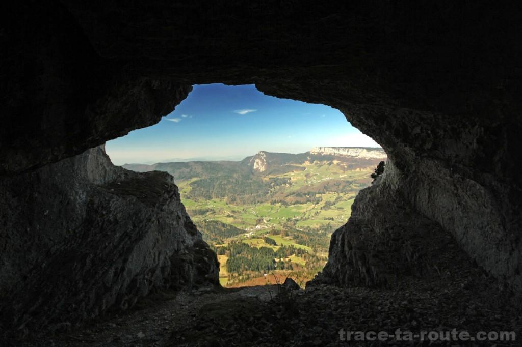 La Grotte aux Ours du Mont Granier (Balme à Collomb) en Chartreuse