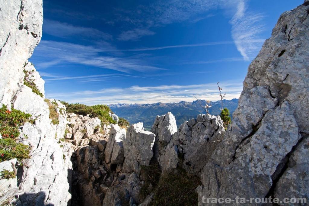Sur le Mont Granier (Chartreuse)