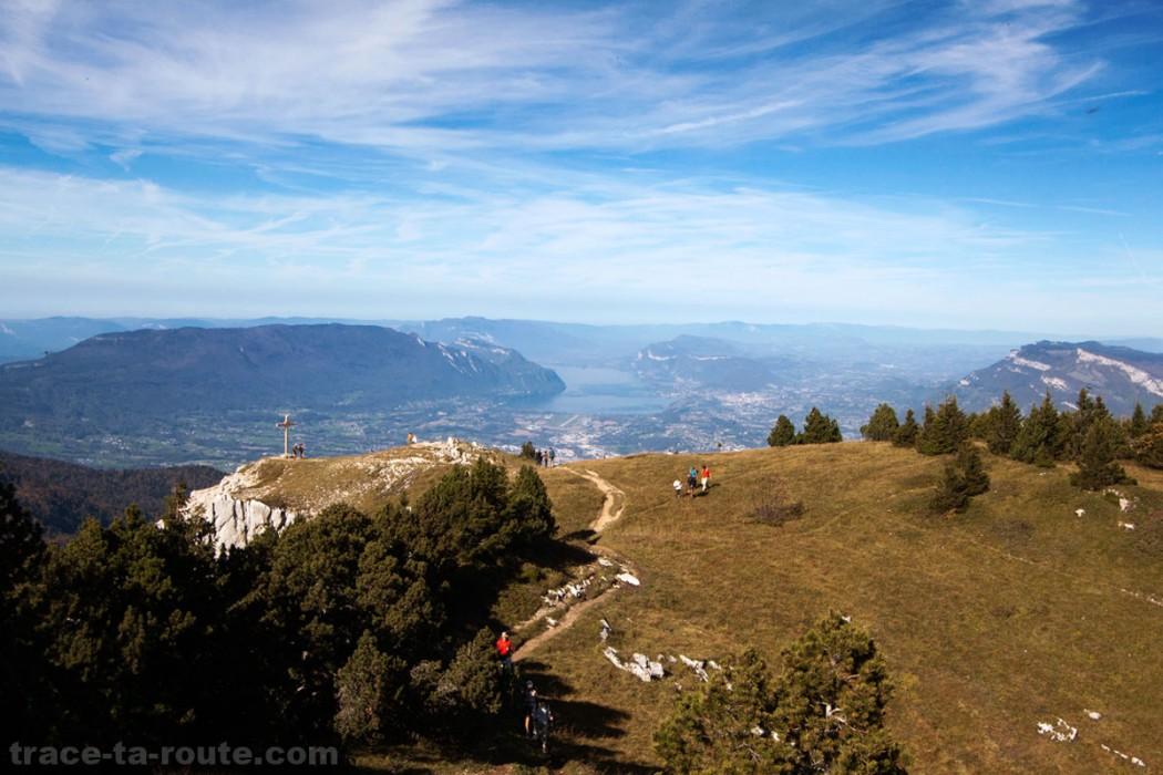 Le Sommet du Mont Granier (Chartreuse)