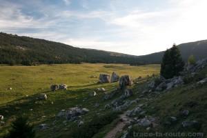 L'Alpette au Mont Granier (Chartreuse)