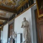 galerie du musée des offices de florence