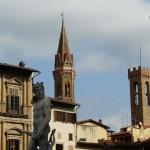 Piazza de la Signora de Florence