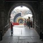 Couloir intérieur des ARÈNES DE VÉRONE