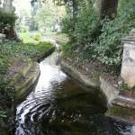 ruisseau aux jardins bardini de florence