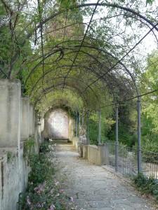 jardins à l'italienne de bardini à florence blog voyage